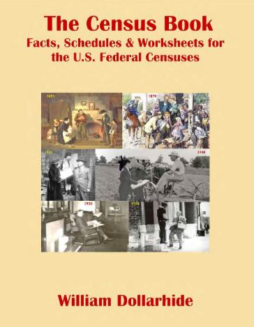 Image for The Census Book: Facts, Schedules & Worksheets for US Federal Census