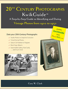 Image for 20th Century Photographs KwikGuide