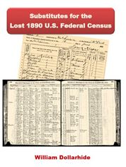 Image for Substitutes for the Lost 1890 US Federal Census