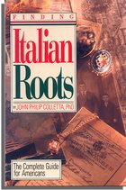 Image for Finding Italian Roots