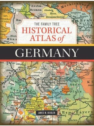 Image for Historical Atlas of Germany