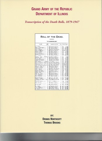 Grand Army of the Republic Department of Illinois Death Rolls