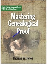 Image for Mastering Genealogical Proof