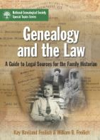 Image for Genealogy & the Law