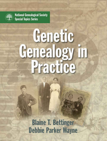 Image for Genetic Genealogy in Practice